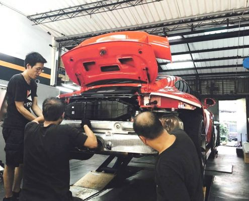 國豐動力 GT3